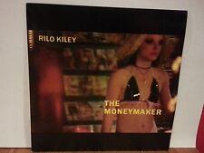 "Rilo Kiley The Moneymaker RARE Green Vinyl 7"" (Warner Bros.45 RPM 2007) Like New"