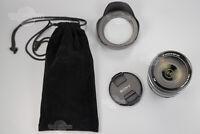 READ Sony E 18-200mm f/3.5-6.3 OSS Lens 4 A6500 6400 6300 A6000 Spares & Repair