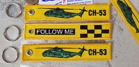3er SET Sikorsky CH - 53 Bundeswehr NATO USAF  / Follow Me / Aircraft / YakAir