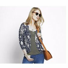 NEW~LADIES CASUAL COCOON STYLE JERSEY CARDIGAN - CASUAL BUT GOOD ENOUGH TO WEAR