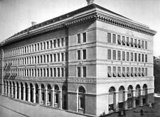 Photo. 1921-2. Zurich, Switzerland.  newly built National Bank