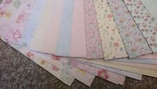 Card Making A4 Backing Paper Pad 36 Sheets 250gsm Victora Nelson