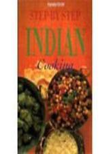 Step-by-step Indian Cooking (International mini cookbook series),Jacki Pan-Pass