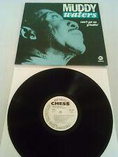 Muddy Waters-non può ottenere NO GRINDIN 'LP EX!!! a scacchi Italia LPM 7002