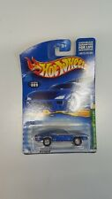 2001 Hot Wheels Treasure Hunt Series Blue Olds 442  NO.9/12 **NEW**