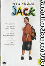 Jack (Robin Williams) DVD NEW, FREE POSTAGE WITHIN AUSTRALIA REGION ALL