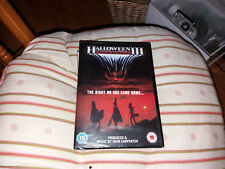 Halloween III: Season of the Witch    15 Starring: Tom Atkins new sealed