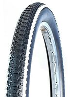 "Deli Tire 26"" x 2.80"", Folding, 62 TPI, Black / White Stripe, Bike Tire, SA-255"