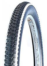 """Deli Tire 26"""" x 2.80"""", Folding, 62 TPI, White Stripe, Bike Tire, SA-255"""