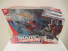 Transformers Action Figure Voyager class Animated Decepticon Starscream MISB new