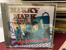 Marky Mark and the Funky Bunch You Gotta Believe CD 1992 Interscope 92203 SEALED