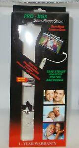 PRO-XG3 Selfi-Photo Bâton Pour Tout Smart Téléphones Inclus IPHONE 6+ &