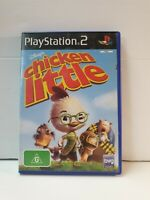 PS2 Chicken Little Inc Manual