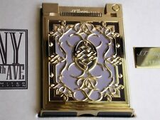 ST DUPONT NEW YORK 5TH AVE JEROBOAM TABLE LIGHTER, BNIB