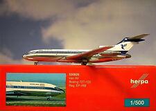 Herpa Wings 1:500 Boeing 727-100  Iran Air  EP-IRB  530828  Modellairport500
