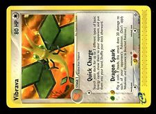 POKEMON DRAGON RARE N° 22/97 VIBRAVA