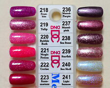 DND DC Led/UV Cure Soak Off Gel Polish - MERMAID Collection (Pick your colors)