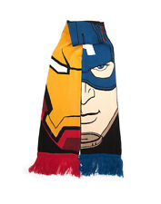 OFFICIAL MARVEL'S CAPTAIN AMERICA: CIVIL WAR - TEAM STARK V TEAM CAP SCARF (NEW)