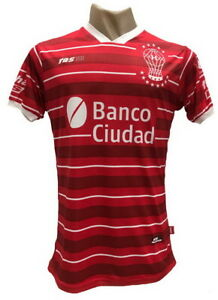 HURACAN AWAY RED SOCCER JERSEY 2020