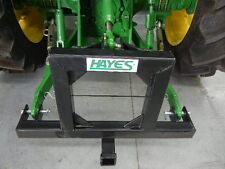HAYES TRACTOR TOW HITCH - 3 POINT LINKAGE