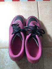Hypervenom Youth Girls Soccer Cleats Size US 7Y EUR 33.5 Pink/Black (844412-600)