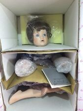 "Danbury Mint Mary"" - Kids in The Kitchen - Porcelain Doll by Elaine Campbell"