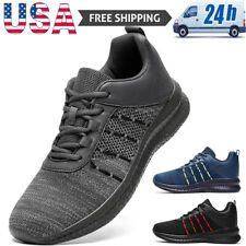 Men's Casual Athletic Running Tennis Sneakers Sports Jogging Walking Shoes Gym