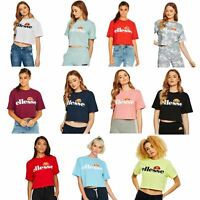 Ellesse Alberta Women Cropped T-Shirt in Wide Range of Colours