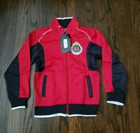 Chivas de Guadalajara youth jacket kid's track jacket futbol mexico
