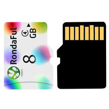8GB Ultra TF Flash Printing Memory Card For Android Smartphone Tablet Camera