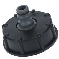 1Pc IBC Hose Adapter Reducer Connector Water Tank Fitting 2'' Coarse Thr %o
