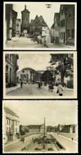 Leipzig Real Photographic (RP) Collectable German Postcards
