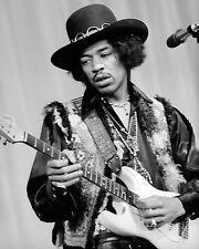 "Jimi Hendrix 10"" x 8"" Photograph no 4"