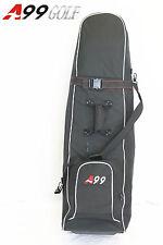 T04 NEW Golf Travel Cover Wheeled Bag Black