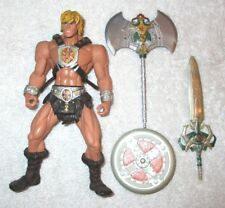 2001 He-Man - Masters of the Universe (modern figure) - 100% complete