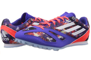 Adidas Mens Track&Field Techstar Allround 3 Running Shoes- UK 10.5 RRP £50 #29A3
