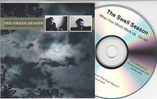 GLEN HANSARD/MARKETA IRGLOVA When Your Mind's..promo CD (Swell Season)