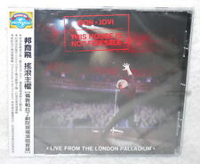 Bon Jovi This House Is Not For Sale Live From The London Palladium Taiwan CD OBI