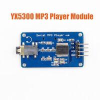 YX5300 UART TTL Serial Module MP3 Musik Player Module für Arduino AVR ARM