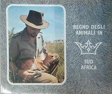 REGNO DEGLI ANIMALI IN SUD AFRICA. SOUTH AFRICA'S CORPORATION.