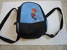 """Schöner kleiner Rucksack Tasche """" Nintendo Super Mario """" für DS 3DS Gameboy"""