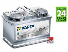 BATTERIA VARTA E39  AGM 70 AH START&STOP 760A 570901076