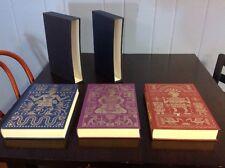 3 BOOKS The Aztecs, The Incas, The Maya, Folio Society , Collectable Free Ship