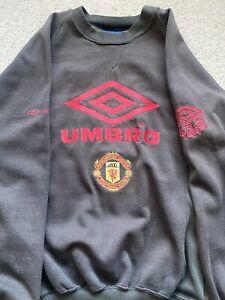 Manchester United Vintage Umbro Sweatshirt