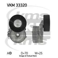 New Genuine SKF Poly V Ribbed Belt Tensioner Pulley VKM 33320 Top Quality