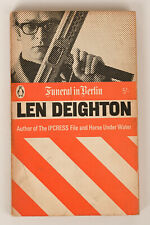 FUNERAL IN BERLIN, Len Deighton, Penguin Books, 1966, Good