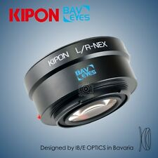 New Kipon BAVEYES adapter for Leica R mount lens to Sony NEX camera α5000 α6300