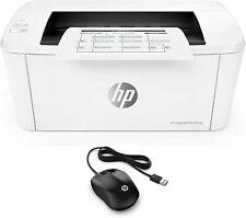 HP LaserJet Pro MFP M15w Laserdrucker (WLAN, S/W, weiss)