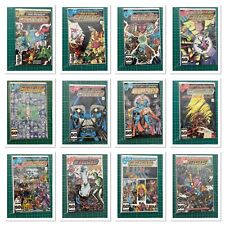 DC Comics Crisis on Infinite Earths 1-12 Bagged Boarded