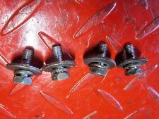 ZX6R ZX6 ZX 6 R 600 6R ZX600 Kawasaki Ninja Front Wheel Fender bolts Screw 95-97